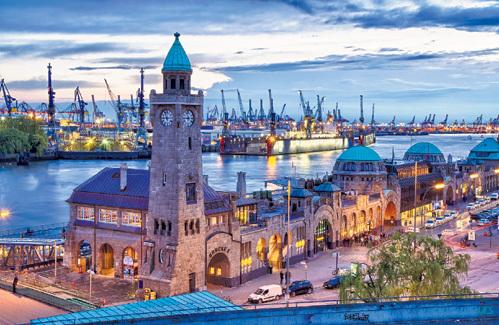 Полиция ищет предполагаемого убийцу проститутки в Гамбурге