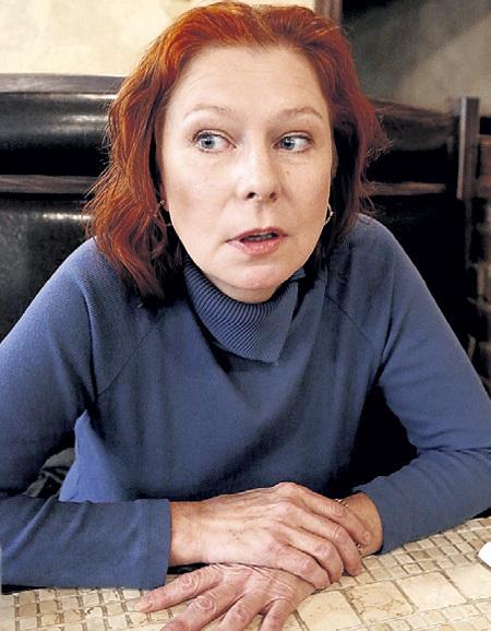 Минувшим летом актриса отметила 50-летие