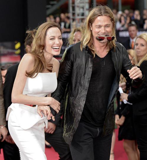 Анджелина Джоли (Angelina Jolie) биография, фото