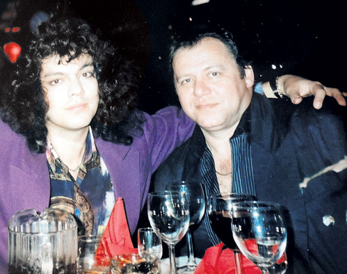 ЯТОР и КИРКОРОВ на гастролях в Канаде (1992)