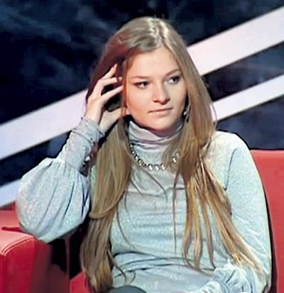 Анастасия Новикова Голая