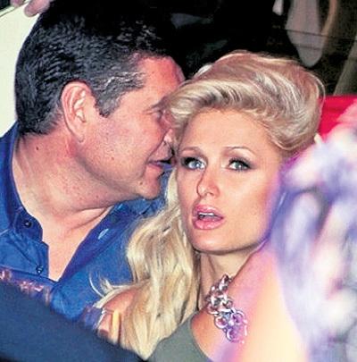 ...у него неформальные, дружеские отношения. Фото: old.niklife.com.ua