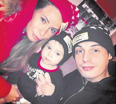 Айза ДОЛМАТОВА и рэпер GUF пытаются сделать всё, чтобы развод не стал травмой для сына Сами. Фото: Instagram.com
