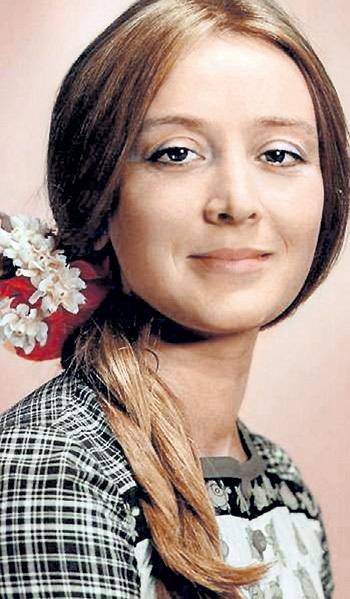 Маргарита ТЕРЕХОВА была одной из самых красивых актрис 70-х