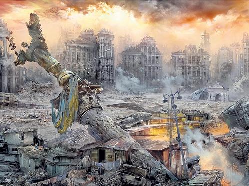 Киев после евроинтеграции