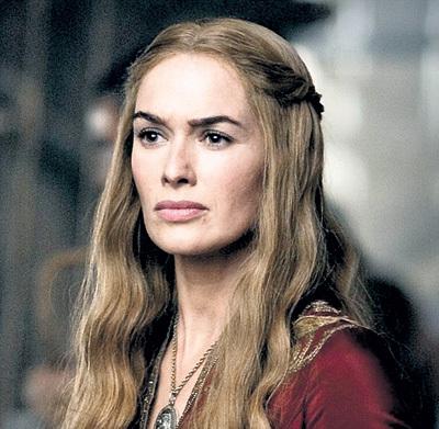 ...в сериале «Игра престолов» выглядит другим человеком