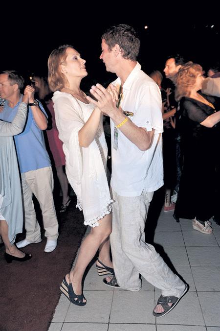 Илья ДРЕВНОВ и Мария ПОРОШИНА в один голос говорят, что их медовый месяц длится более 10 лет