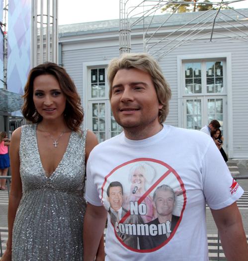 Николай БАСКОВ приехал в Юрмалу вместе с Софи: по словам окружения артиста, пара недавно тайно расписалась