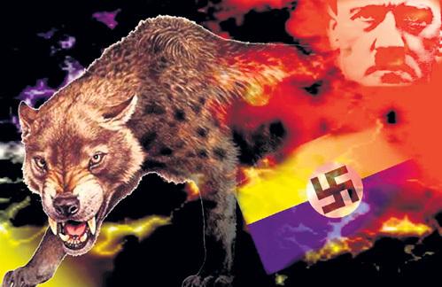 Возрождение самого дикого и оголтелого нацизма проходит на Украине под видом борьбы за европейские ценности