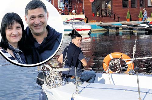 ПУСКЕПАЛИС с женой в Анапе отдыхал активно (пока позволяла погода): то на яхте катались, то на виноградники ездили