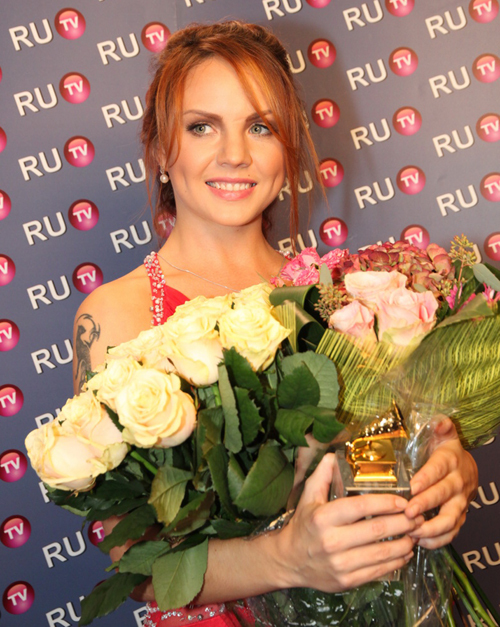 Мария Максимова (МакSим) родила вторую дочку (фото Бориса КУДРЯВОВА).