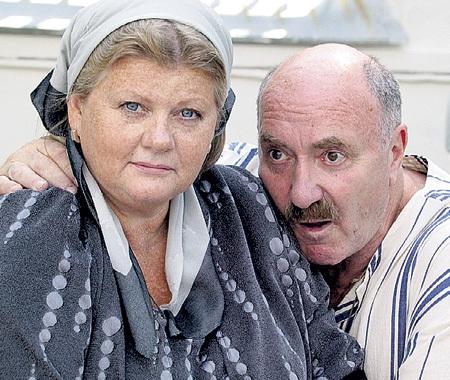 Ирина МУРАВЬЁВА и Леонид ЭЙДЛИН прожили почти 40 лет душа в душу
