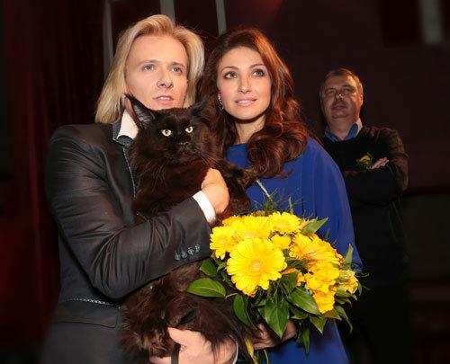 Москвичи впервые увидят роман