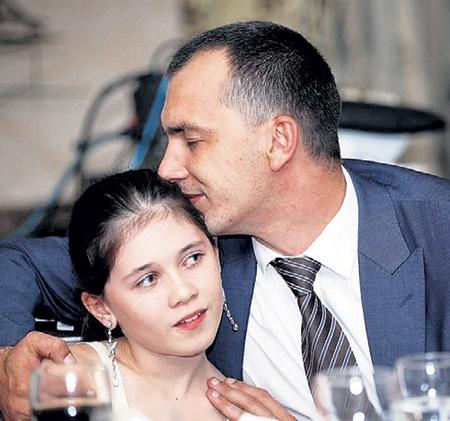 Руслан МУСТАЕВ очень переживает за дочь. Фото: Fb.com