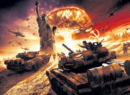 Советские танки за неделю могли дойти до Атлантического океана, но после реформ Российской армии потеряли боевую мощь, уже при Путине, обороноспособность страны была восстановлена