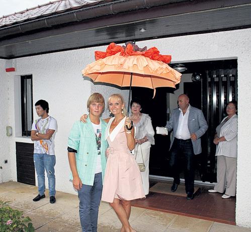 Дом валерии и пригожина в швейцарии фото