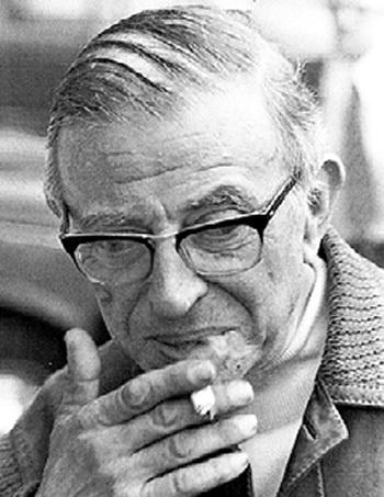 Жан-Поль САРТР отказался от Нобелевской премии по литературе
