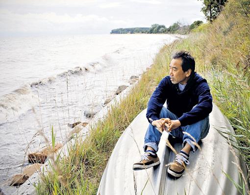 Вместе с Клубом путешественников «Токийская сушёная каракатица» МУРАКАМИ побывал на острове Сахалин