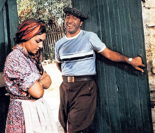 Жена Фрунзика Донара ПИЛОСЯН сыграла его экранную супругу в фильме «Кавказская пленница»