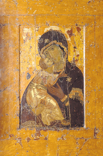 Богородица заставила ТАМЕРЛАНА убраться прочь