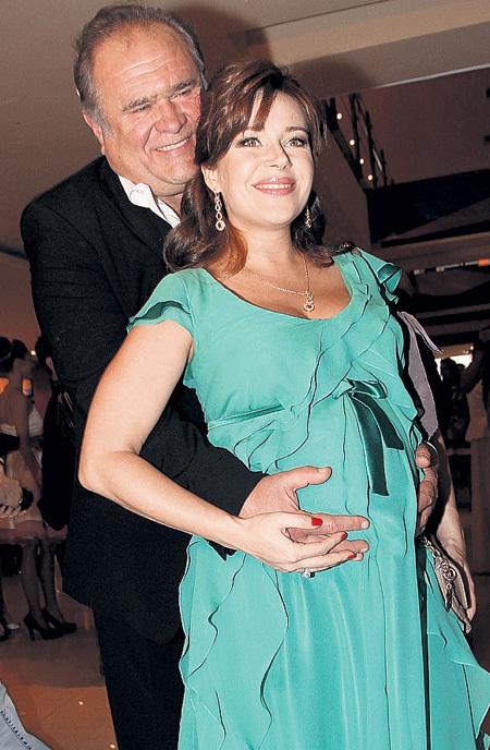 Сергей КОНОВ умирал от счастья, прикасаясь к беременной возлюбленной