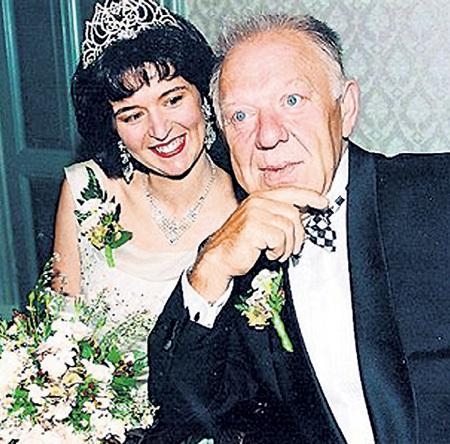 На Габриэле ЛЕРНЕР клоун женился в 1991 году