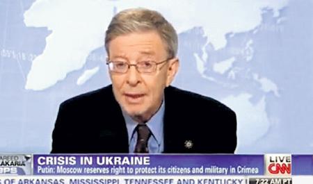 Профессор КОЭН убеждает американцев, что ПУТИН не виноват в ситуации на Украине