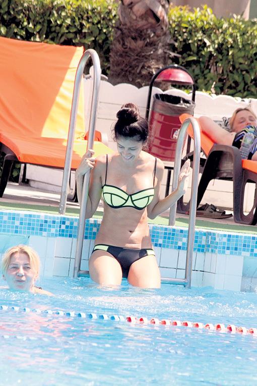 алла михеева в купальнике фото