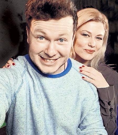 Полина и Александр родились в первом браке телезвезды. Фото: Instagram.com