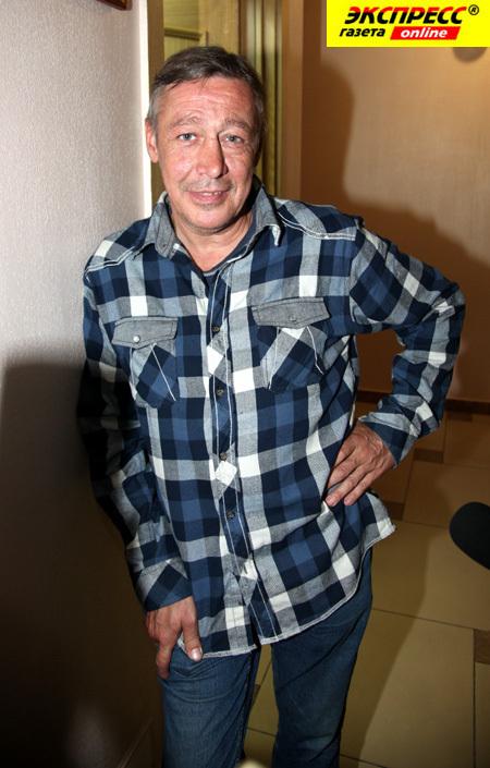 Михаил ЕФРЕМОВ (Фото: Ларисы КУДРЯВЦЕВОЙ)
