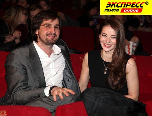 Марина АЛЕКСАНДРОВА  с мужем (фото Ларисы КУДРЯВЦЕВОЙ)