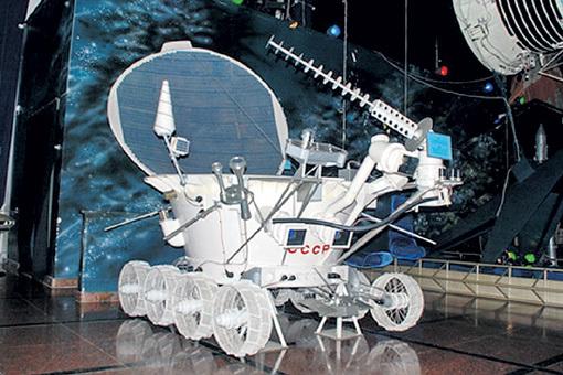 Первый в мире луноход проехал по колдобинам спутника Земли 10 541 метр