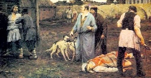 Баре по закону не имели права убивать и насиловать крестьян, но преступления чаще всего сходили им с рук