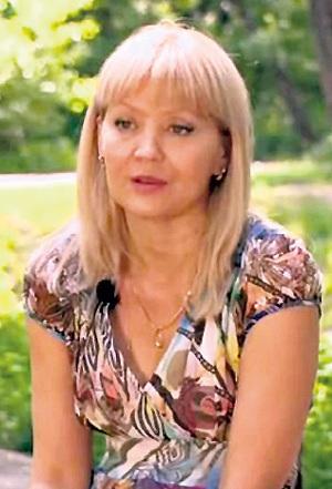 Евгения АНДРОПОВА - внучка генсека. Кадр Первого канала