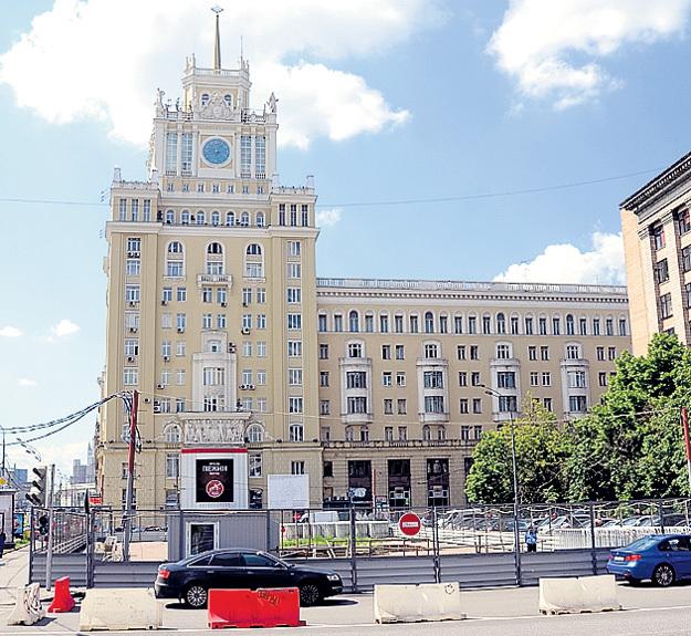 В советские годы в гостинице «Пекин» собирался весь бомонд. Фото Александра БОЙКО/«Комсомольская правда»