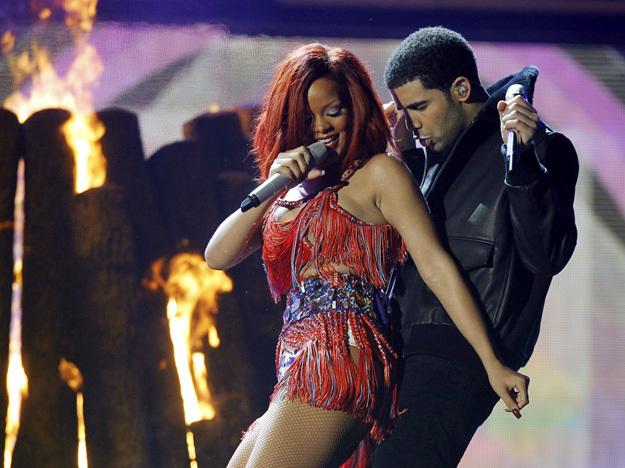 РИАННА и Drake. Фото: © Reuters