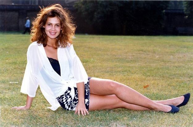 Юлия ЛЕМИГОВА. Мисс СССР 1991. Фото: Vk.com
