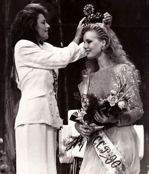 Мария КЕЖА. Мисс СССР 1990