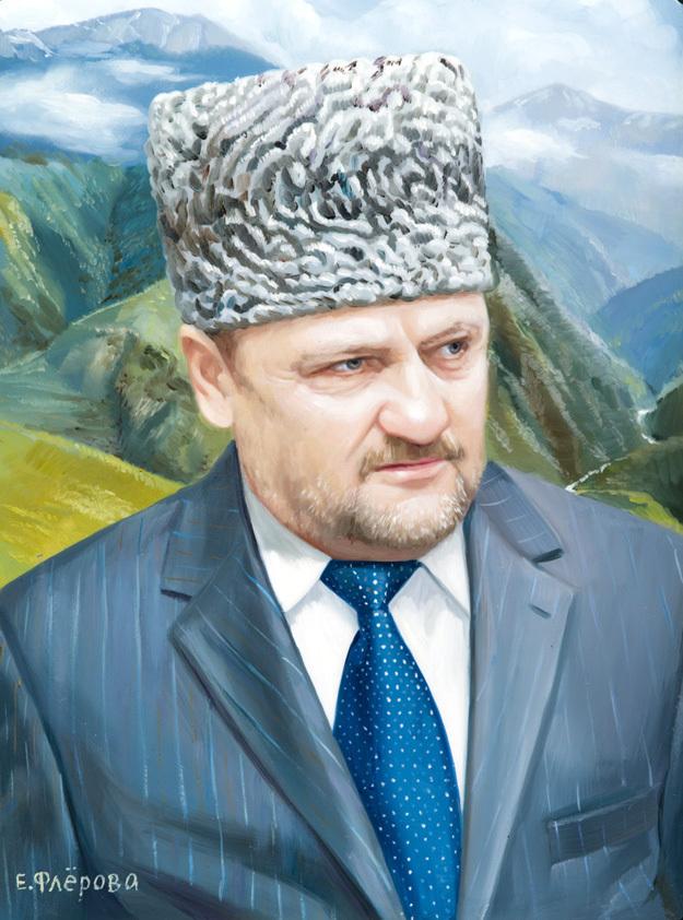 Ахмат-Хаджи КАДЫРОВ...