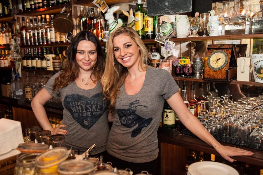 Лучший вмире бар находится вНью-Йорке
