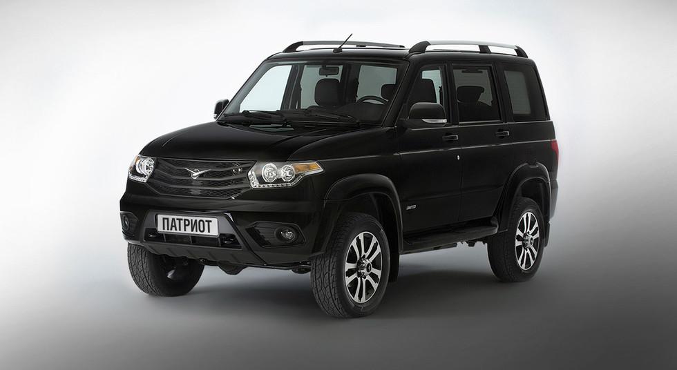 НаУАЗе обновили «Патриот»— Семейный автомобиль