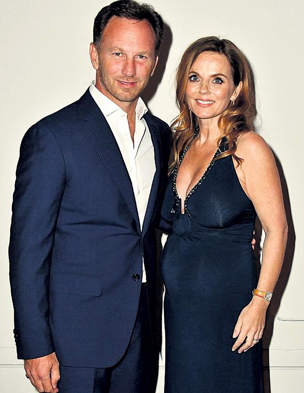 Джери и Кристиан объявили, что ждут ребёнка через год и пять месяцев после свадьбы