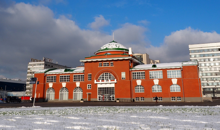 Музей хоккея вПарке Легенд представляет новейшую выставку «Красная машина. Страницы истории»