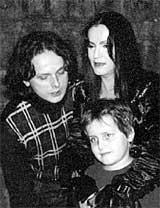 СЕМЕЙНЫЙ ПОРТРЕТ: с сыном Русланом и внуком Толико