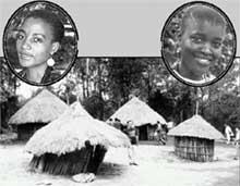 ПОДГОТОВКА К СЪЕМКАМ КОМЕДИИ _ampersent_quot;НЕ ХОДИТЕ, ЛЮДИ, В АФРИКУ ГУЛЯТЬ_ampersent_quot;: кенийские красавицы уже опробованы мастером и ждут съемок