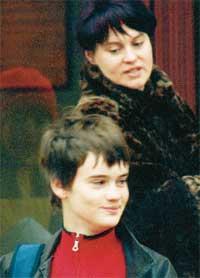 Александр, домогаров, Ирина, гуненкова и сын Александр