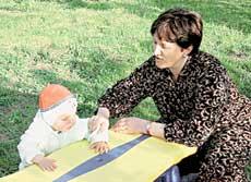 ТАТЬЯНА СТУПНИКОВА С СОФЬЕЙ: при родственниках девочки обращалась с ней, как с собственным ребенком