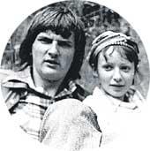 ЮРА И ТАНЯ: в молодости были неразлучны
