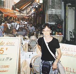ТАТЬЯНА АКСЮТА: во Франции так и не встретила свою любовь