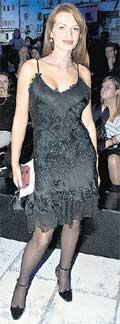 ОЛЬГА РОДИОНОВА: прекрасная банкирша и хозяйка бутика _ampersent_quot;Vivienne Westwood_ampersent_quot; строго следит за конкурентами